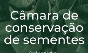 Tecnologia inovadora para armazenagem de sementes chega no Vale do Araguaia (Crédito: Reprodução:)