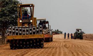 Governo lança licitação para pavimentar 68 km e ligar Distrito do Espigão do Leste à BR-158 (Crédito: Reprodução)