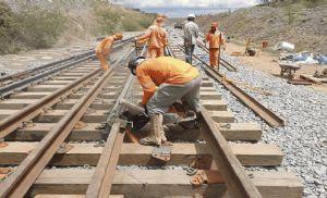 FICO: Em maio iniciam as obras da ferrovia que passará por Agua Boa (Crédito: Reprodução:)