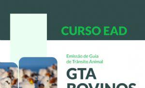 Sistema Famato prepara curso EAD para ensinar a emissão da GTA de Bovinos. (Crédito: Reprodução:)