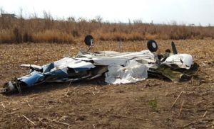 Perda de controle em voo pode ter provocado queda de avião que matou 3 que seguiam para o Nortão (Crédito: Reprodução:)