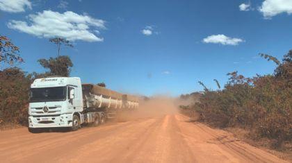 BR-158: Mauro diz que é um absurdo rodovia ter que contornar terra indígena: 'caminho mais longo e mais caro' (Crédito: Repórter Agro: Tiago Seiffert)