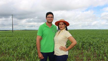 Campanha o Agro é delas, vencedora Thamilles