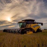 New Holland leva à Abertura Oficial da Colheita do Arroz a maior colheitadeira do país