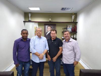 Senador Jayme Campos destina emenda para investimento em São José do Xingu