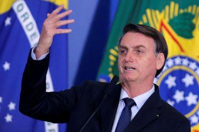 Bolsonaro revoga impedimento da cana-de-açúcar para Amazônia
