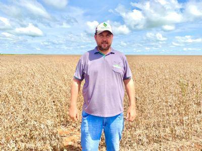 8º Soja In Técnica: O Produtor Rural Lauri Jantsch fez um convite mais que especial
