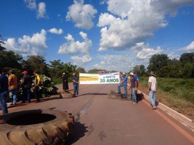 Exclusivo: Justiça emite liminar favorável a moradores do Portal da Amazônia