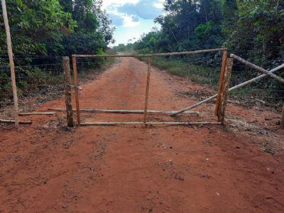 Com medo da contaminação do novo coronavírus Índios interditam via que dá acesso a balsa no Xingu
