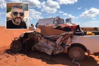 Diretor da Sema de Confresa e agente morrem em grave acidente de trânsito na BR-158