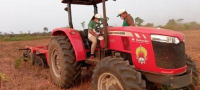Senar-MT leva capacitação para comunidade se desenvolver na agricultura